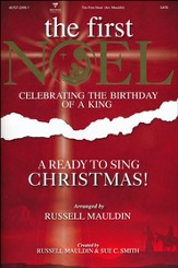 The First Noel: A Ready to Sing Christmas (Choral Book)