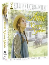 Anne of Green Gables, 20th Anniversary Collector's Edition--5 DVDs