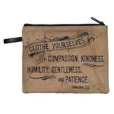 Clothe Yourselves Cosmetic Bag