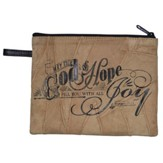 May the God of Hope Fill You With All Joy Cosmetic Bag