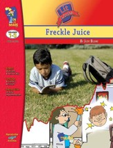 Freckle Juice Lit Link 1-3 - PDF Download [Download]