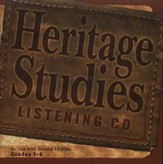 BJU Heritage Studies Listening Audio CD (Grades 1-6)