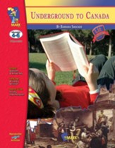 Underground to Canada Lit Link Gr. 4-6 - PDF Download [Download]