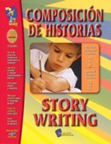 Composicion de Historias/Story Writing - A Bilingual Skill Building Workbook Gr. 1-3 - PDF Download [Download]