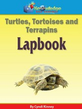 Turtles, Tortoises, and Terrapins Lapbook - PDF Download [Download]