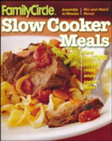 Family Circle Slow Cooker Meals