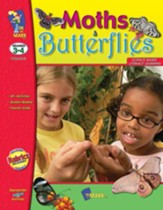 Moths & Butterflies Gr. 3-4 - PDF Download [Download]