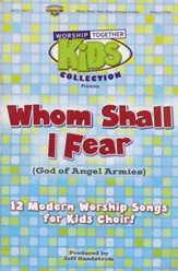 Whom Shall I Fear (God of Angel Armies) - Choral Book