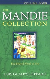 The Mandie Collection, Vol. 4 - eBook