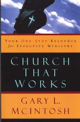 Church That Works: Your One-Stop Resource for Effective Ministry - eBook