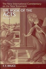 Book of Acts, Revised: New International Commentary on the New Testament (NICNT)