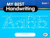 My Best Handwriting, Book 1, Grade K-3