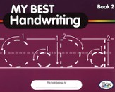 My Best Handwriting, Book 2, Grades K-3