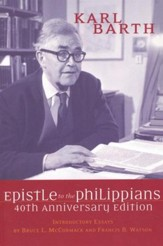 Epistle to the Philippians: 40TH Anniversary Edition