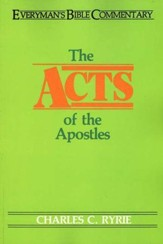 Acts of the Apostles (Everyman's Bible Commentary)