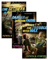Max and Me Mysteries Set - eBook