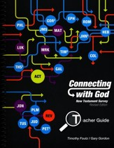 Connecting with God: A Survey of the New Testament, Teacher Edition (Grades 9-10)
