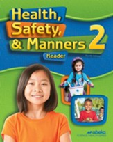 Abeka Health, Safety, and Manners Grade 2 Student Reader  (4th Edition)