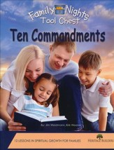 Family Nights Tool Chest: Ten Commandments