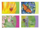 Happy Birthday, Nature's Friends Cards, Box of 12