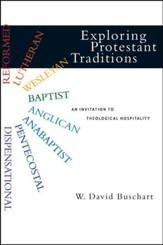 Exploring Protestant Traditions: An Invitation to Theological Hospitality - PDF Download [Download]