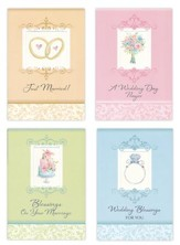 Wedding Blessings, A Day to Remember Cards, Box of 12
