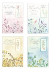 Sympathy, Father of Mercies Cards, Box of 12