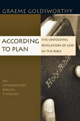 According to Plan: The Unfolding Revelation of God in the Bible - PDF Download [Download]
