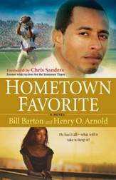 Hometown Favorite: A Novel - eBook