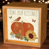 Count Your Blessings, Light Box