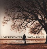 Lost in Wonder, Love & Praise CD