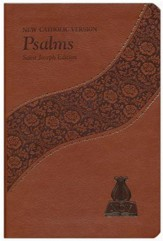 Psalms: New Catholic Version, Saint Joseph Edition, Brown Bonded Leather Brown