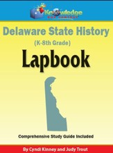 Delaware State History Lapbook - PDF Download [Download]