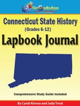 Connecticut State History Lapbook  Journal - PDF Download [Download]