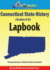 Connecticut State History Lapbook - PDF Download [Download]