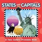States & Capitals Photographic Workbook - PDF Download [Download]