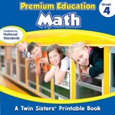 Premium Education Math Grade 4 - PDF  Download [Download]