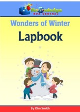 Wonders of Winter Lapbook - PDF Download [Download]