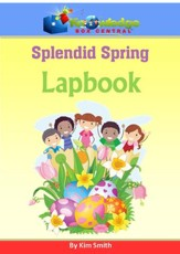 Splendid Spring Lapbook - PDF Download [Download]