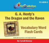 Henty's Historical Novel: The Dragon and the Raven Vocabulary Flash Cards - PDF Download [Download]