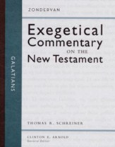 Galatians: Zondervan Exegetical Commentary on the New Testament [ZECNT]