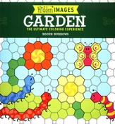 Hidden Images: Garden, The Ultimate Coloring Experience