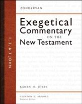 1, 2 & 3 John: Zondervan Exegetical Commentary on the New Testament [ZECNT]