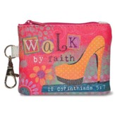 Walk by Faith Coin Purse
