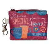You Have A Special Place in My Heart Coin Purse
