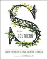 S Is for Southern - Slightly Imperfect