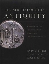 The New Testament in Antiquity: A Survey of the New Testament Within Its Cultural Contexts - Slightly Imperfect