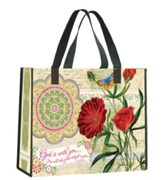 God is With You Tote Bag