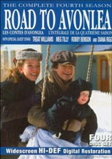 Road to Avonlea: The Complete Fourth Season, 4-DVD Set