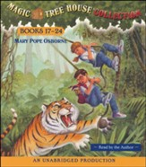 Magic Tree House: Books 17-24 Unabridged Audiobook on CD
